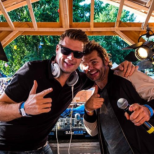 Coen & Sander nieuwe presentatoren