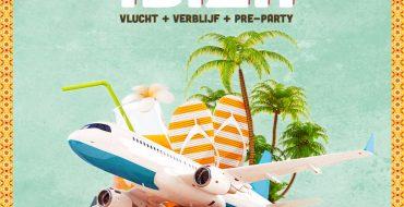 Koop kaarten en maak kans op een reis naar Ibiza!